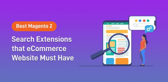 Best Magento 2 Search Extensions that eCommerce Website Must Have
