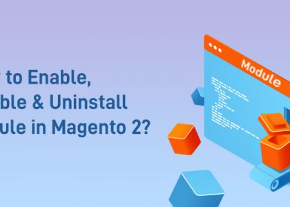 How to Enable, Disable & Uninstall Module in Magento 2