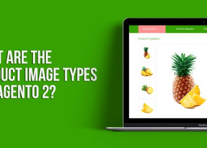 What are the Product Image Types in Magento 2